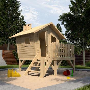 Weka Spielhaus Lotti