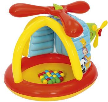 Bestway Fisher-Price Spielcenter/Bällebad - Hubschrauber