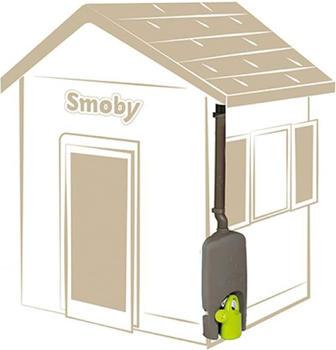 Smoby Zubehör für Spielhäuse Regenfass und Gießkanne