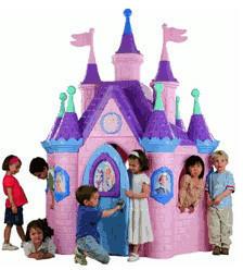 Feber Big Princess Castle (50068)