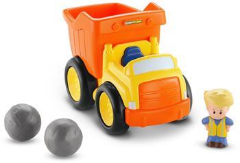Fisher-Price Little People - Little Movers Müllwagen