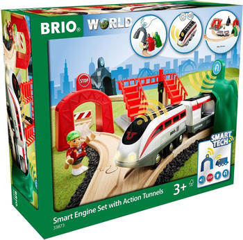Brio Smart Tech - Reisezug-Set (33873)