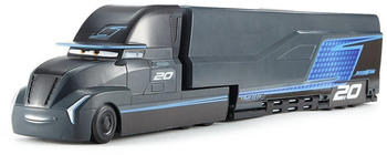 Mattel Disney Cars 3 - Jackson Storm Transforming Hauler Playset