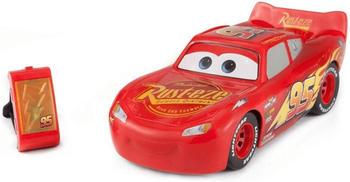 Mattel Cars 3 - Rennfahrer-Lenkspaß Lightning McQueen