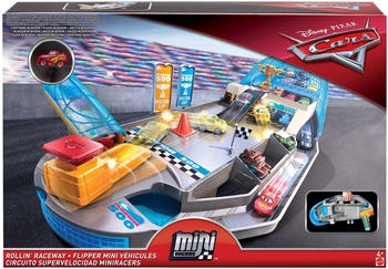 Mattel Disney Cars - Rennsport-Arena