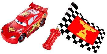 Mattel Disney Cars Flag Finish Lightning McQueen