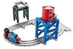 """Mattel Thomas & seine Freunde """"Adventures"""" Wasserturm Spielset (FBC66)"""