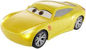 Mattel Disney Cars 3 Sprechende Rennheldin Cruz Ramirez (FDW15)