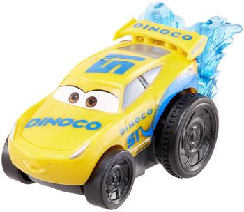 Mattel Disney Cars Splash Racers Dinoco Cruz Ramirez (FGF75)