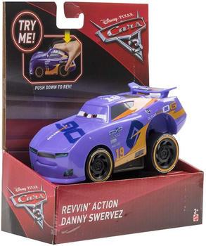 Mattel Disney Pixar Cars 3 - Revvin'Action Danny Swervez