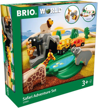 Brio Bahn Safari Set (33960)