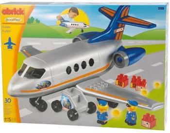 ecoiffier-abrick-grosses-personenflugzeug-4-spielfiguren-3155
