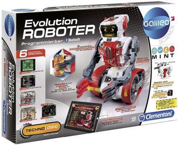 Clementoni Evolution Roboter (german)