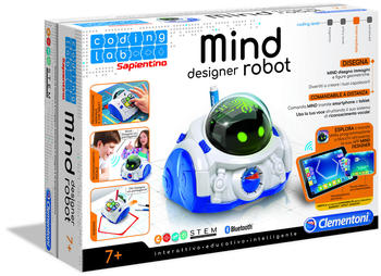Clementoni MIND Designer Robot - italian (12087)