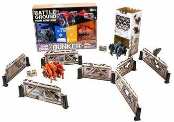 Hexbug Battle Ground Fight with Light - The Bunker