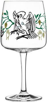 Ritzenhoff Gin Ginglas Karin Rytter Alchemist Gin Glas Schnapsglas Kristallglas 700 ml 3450003