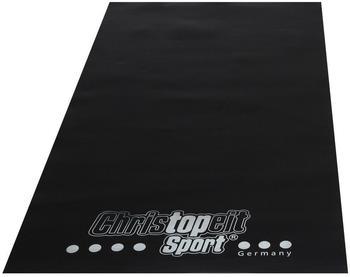 Christopeit Bodenschutzmatte (1400) schwarz