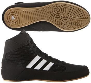 Adidas HVC J core black/ftwr white/iron metallic