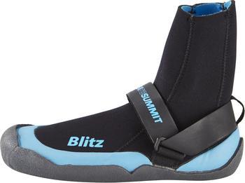 Sea to Summit Blitz Booties black/blue
