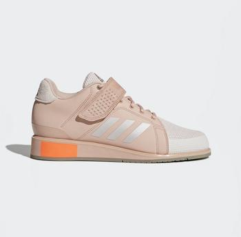 Adidas Power Perfect 3 pink/chalk pearl/chalk pearl/ash pearl