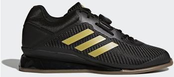 Adidas Leistung 16 II core black/matte gold/core black