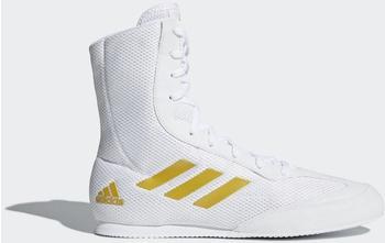 Adidas Box Hog Plus ftwr white/matte gold/ftwr white