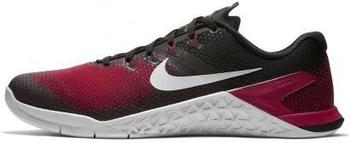 Nike Metcon 4 black/hyper crimson/habanero red/vast gray