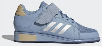 Adidas Power Perfect 3 blue/raw grey/silver metallic/raw gold