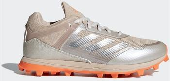 Adidas Fabela Zone W beige/ash pearl/silver metallic/hi-res orange