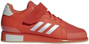 Adidas Power Perfect 3 ash silver/silver metallic/raw amber