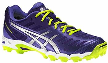 Asics Gel-Hockey Typhoon 2 W purple/silver/neon yellow