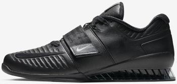 Nike Romaleos 3 XD black/black/metallic bomber grey