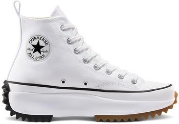 Converse Run Star High Top white/black/gum
