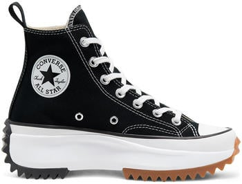 Converse Run Star High Top black/white/gum