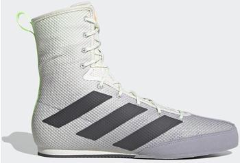 Adidas Box Hog 3 Chalk White/Grey Six/Signal Green
