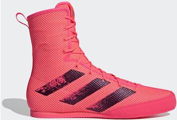 Adidas Box Hog 3 Signal Pink/Core Black/Copper Metallic