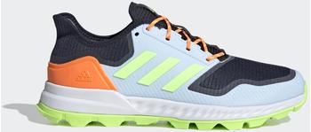 Adidas Adipower Hockeyschuh Legend Ink/Signal Green/Signal Orange