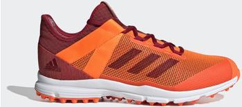 Adidas Zone Dox Solar Orange/Cloud White/Cloud White