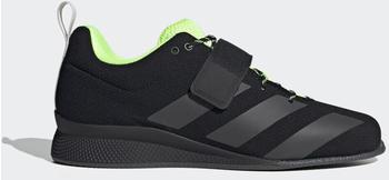 Adidas adipower Weightlifting core black/grey six/signal green