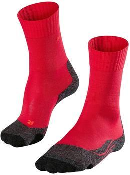 Falke TK 2 Damen Trekking Socken rose