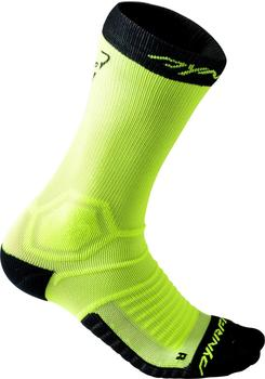 Dynafit Ultra Cushion Sock yellow/fluo yellow
