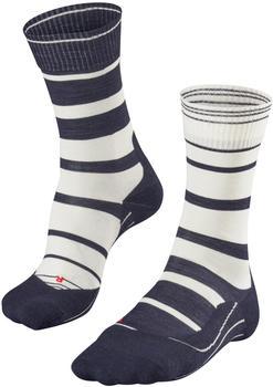 Falke TK5 Degrade Trekking Socks Women marine