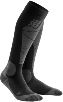 CEP Ski Merino Socks Women black/anthracite
