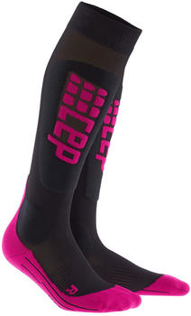 CEP Ski Ultralight Socks Women black/pink