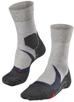 Falke Socken RU4 Cushion (16714) light grey