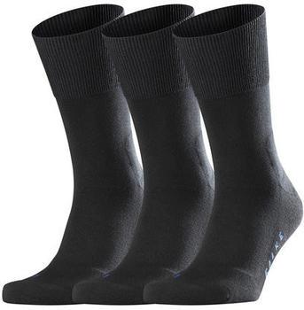 Falke Socken Run 3-Pack (13029) black