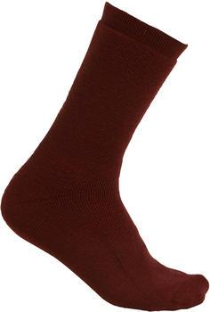 Woolpower Socks 400 autumn red