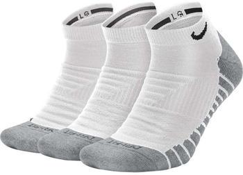 Nike 3-Pack Training No-Show Socks Nike Everyday Max Cushioned (SX6964) white