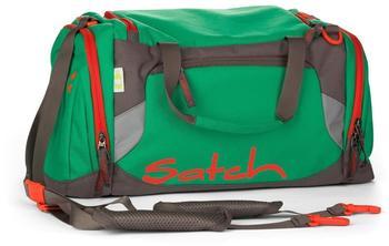 ergobag Satch Sporttasche 50 cm Green Steel