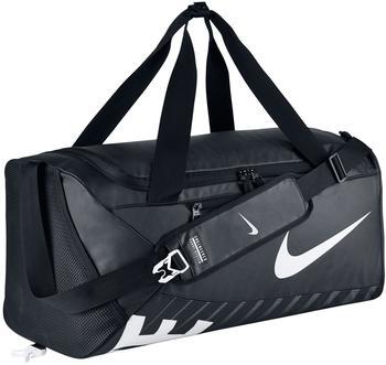 Nike Club Team Swoosh Roller Bag blackwhite (BA5199) Test